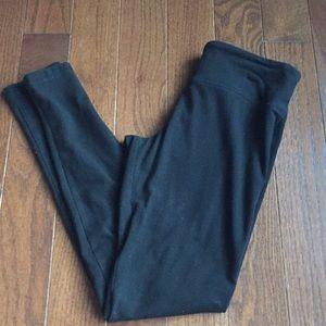 Black Victoria sport leggings